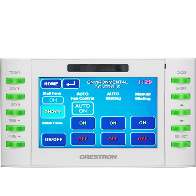 Home Control Touch Screen